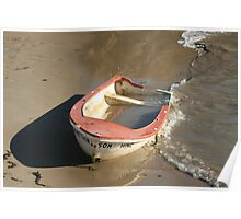 ABANDON  DINGHY Poster