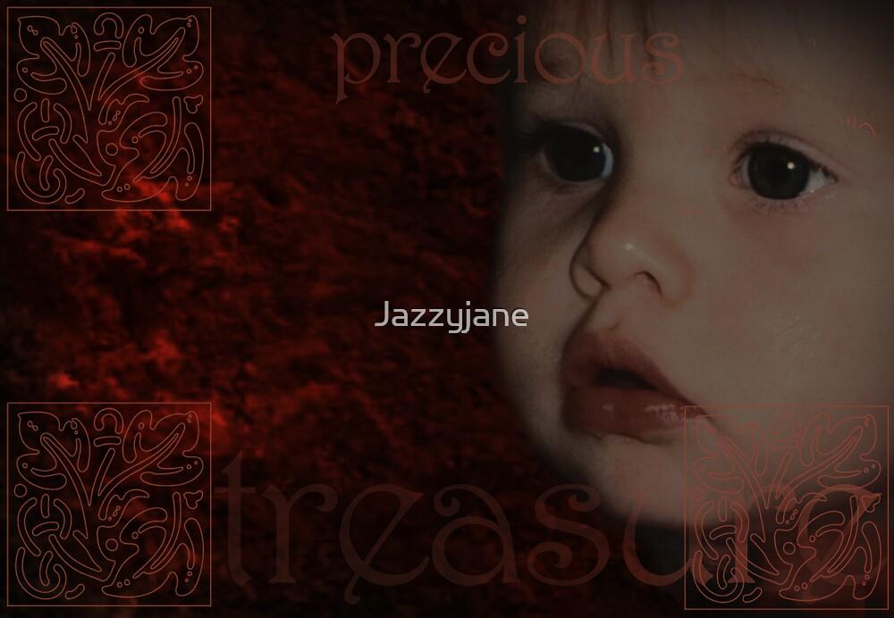 Treasure by Jazzyjane