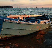 Abandoned Boat by Brett Wakeman