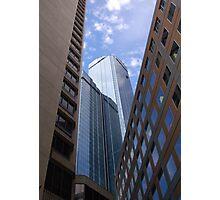 Rialto Towers.  Photographic Print