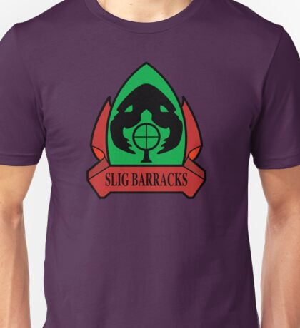 Slig Barracks Unisex T-Shirt