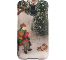Family Outing Samsung Galaxy Case/Skin