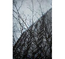 Winter Series  Tower Block Photographic Print
