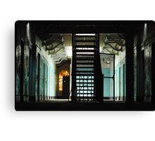 Armagh Gaol Interior 1 Canvas Print