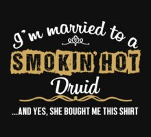 Funny Druid T-shirt by musthavetshirts