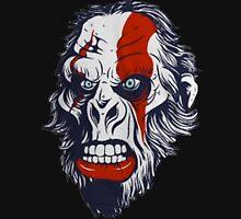 Bigfoot (monkey) Unisex T-Shirt