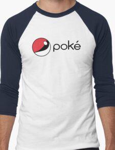 poké Men's Baseball ¾ T-Shirt