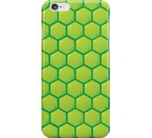 Turtle Power Shell Pattern iPhone Case/Skin