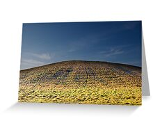 A Hill Greeting Card