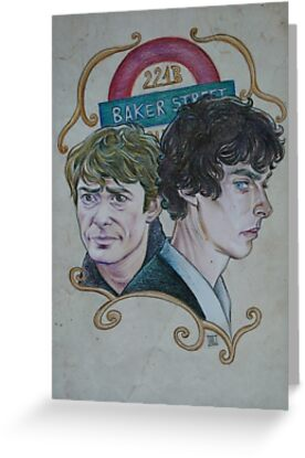 The Two of Baker Street by Jess-P