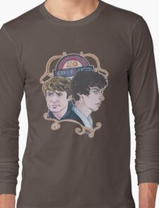 The Two of Baker Street Long Sleeve T-Shirt