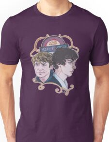The Two of Baker Street Unisex T-Shirt