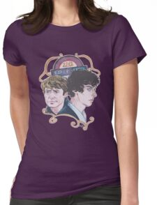 The Two of Baker Street Womens Fitted T-Shirt