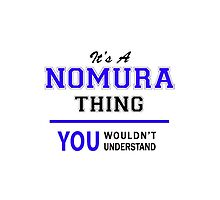 It's a NOMURA thing, you wouldn't understand !! by thestarmaker