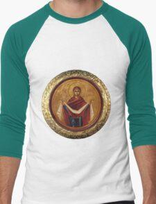 Russian icon  Men's Baseball ¾ T-Shirt