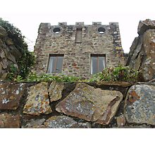 knoetzie Castle Photographic Print