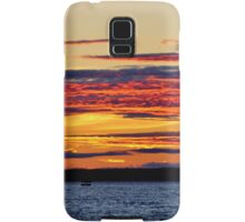 Basking in the Afterglow Samsung Galaxy Case/Skin