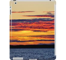 Basking in the Afterglow iPad Case/Skin