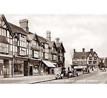 Ref: 08 - Thomas a Becket, Tarring, Worthing, West Sussex. Photographic Print