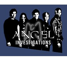 Angel Investigations: Angelic Glow Photographic Print