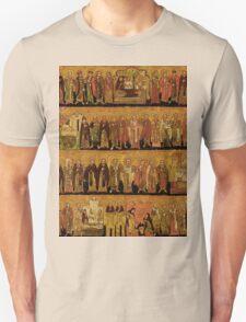 Russian icon: Saints T-Shirt
