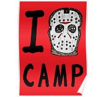 I Jason Camp Poster