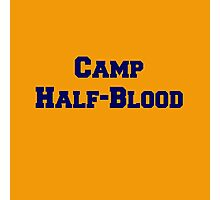 Camp Half-Blood Photographic Print