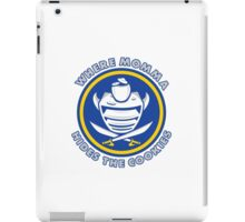 Where Momma Hides the Cookies iPad Case/Skin