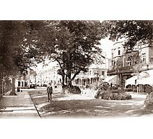 Ref: 14 - The Broadway, Worthing, West Sussex. Photographic Print