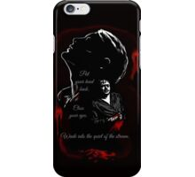 Wade into the quiet of the stream. - Mizumono iPhone Case/Skin