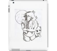 Punk Rock Princess Peach iPad Case/Skin