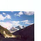 driving through the mountains by gypsykatz