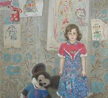 Little Artist Elisa - Vaharsolt Balatkhanov by eilajarvinen