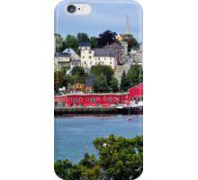 Summer in Lunenburg iPhone Case/Skin