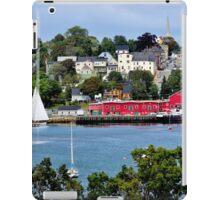 Summer in Lunenburg iPad Case/Skin