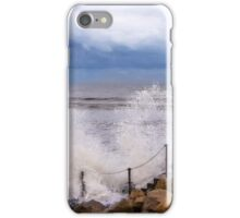 Stormy Seafront ~ Impressions iPhone Case/Skin