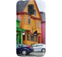 The Colourful Side of Lunenburg Samsung Galaxy Case/Skin