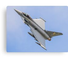 Royal Air Force Typhoon of N01 Squadron Canvas Print