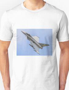 Royal Air Force Typhoon of N01 Squadron T-Shirt