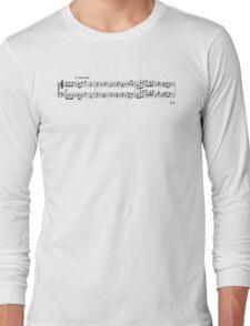 Super Mario Bros. Theme Long Sleeve T-Shirt