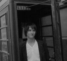 Leeds phone box by Emma Close