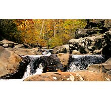Somewhere in the Smokies Photographic Print