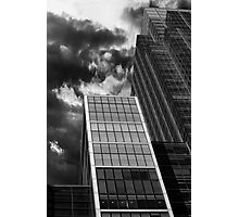Towers in Canary Wharf Photographic Print