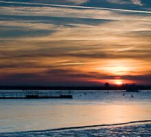 Burnham Sundown by WillOakley