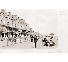 Ref: 21 - Marine Parade, Worthing, West Sussex. Photographic Print