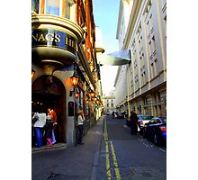 London Covent Garden Photographic Print