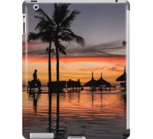 Mauritian Sunset iPad Case/Skin