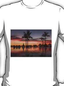 Mauritian Sunset T-Shirt