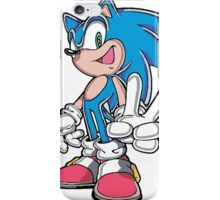 Peace from Sonic iPhone Case/Skin
