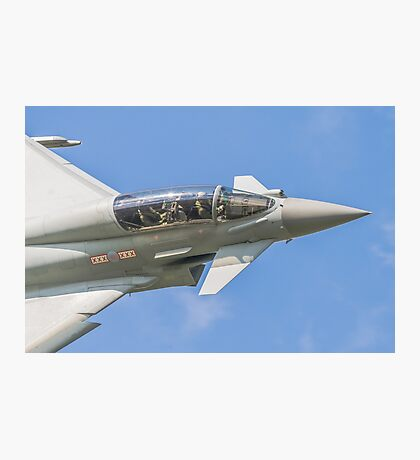 RAF Typhoon Crew Photographic Print